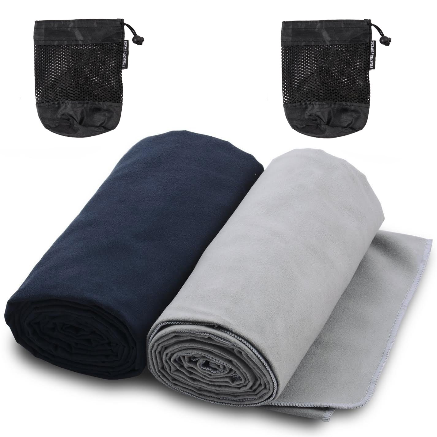 Best Travel Towels 2017: Lightweight for Ultralight packing & Quick Drying Towels for Travel